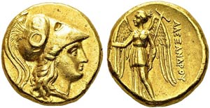 Kingdom of Macedon  - Alexander ...
