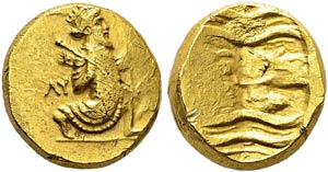 Achaemenid Empire  - Double daric, ...